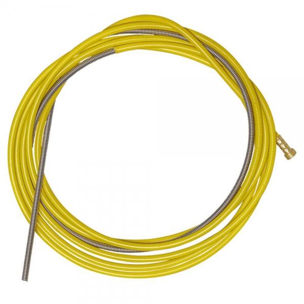 Канал направляющий СТАЛЬ 5,5м Желтый (1,2-1,6мм) OMS1030-05