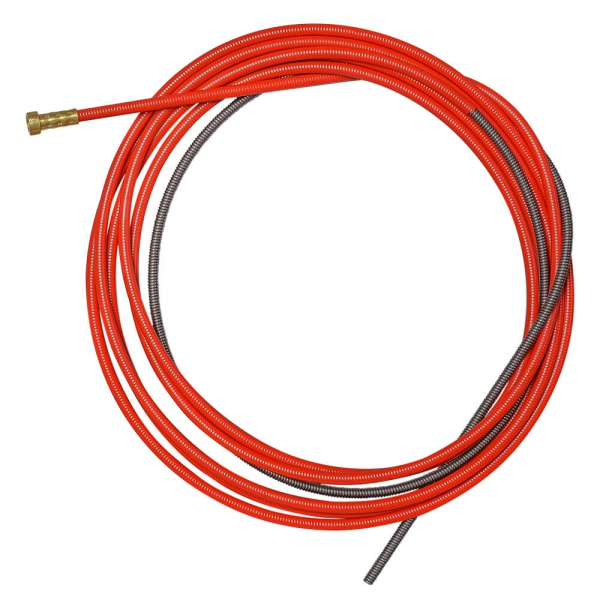Канал направляющий СТАЛЬ 3,5м Красный (1,0-1,2мм) OMS1020-03