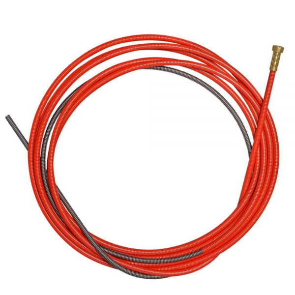 Канал направляющий СТАЛЬ 4,5м Красный (1,0-1,2мм) OMS1020-04