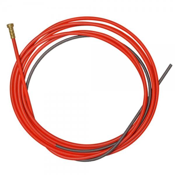 Канал направляющий СТАЛЬ 5,5м Красный (1,0-1,2мм) OMS1020-05