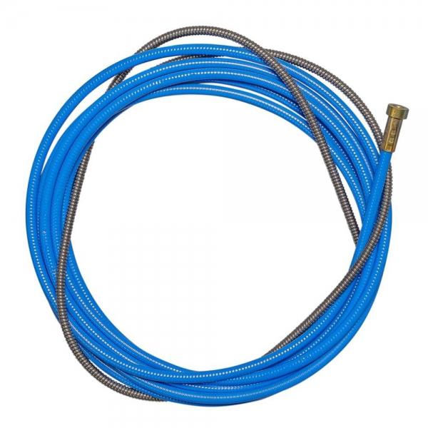 Канал направляющий СТАЛЬ 4,5м Синий (0,6-0,9мм) OMS1010-04
