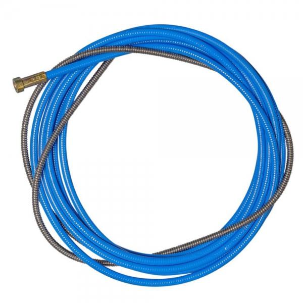 Канал направляющий СТАЛЬ 5,5м Синий (0,6-0,9мм) OMS1010-05