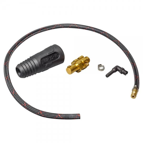 Наконечник кабельный ОКС 35-50 с быстросъёмом (TIG TP) PVS3550