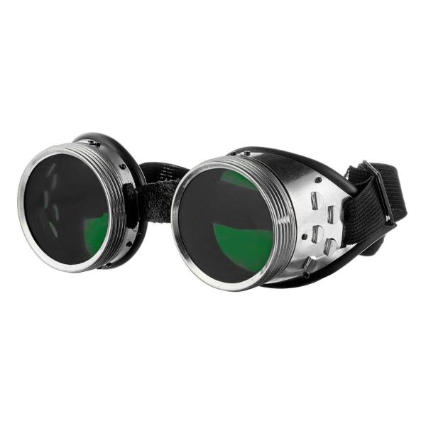 Очки газосварщика круглые винтовые 3Н-56-Г