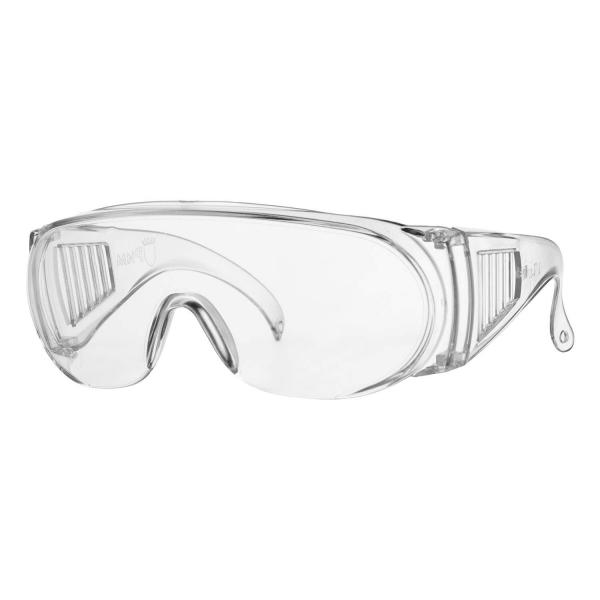 Очки защитные прозрачные/дымчатые/желтые