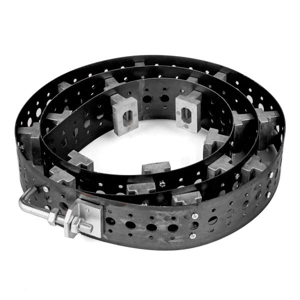 Бандаж на стойках для машины CG2-11, L=2200