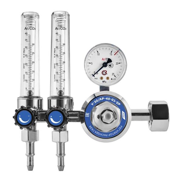 Регулятор расхода газа У-30/АР-40-01-2Р
