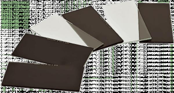 Светофильтр затемненный 121х69